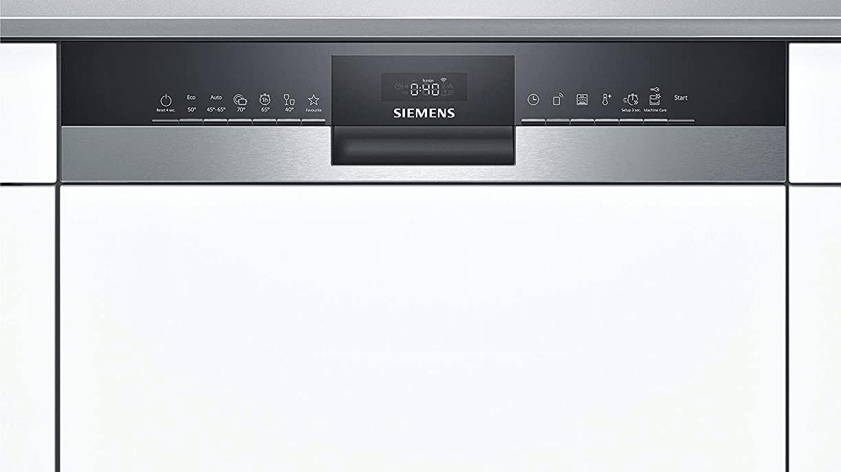 Spülmaschine teilintegriert