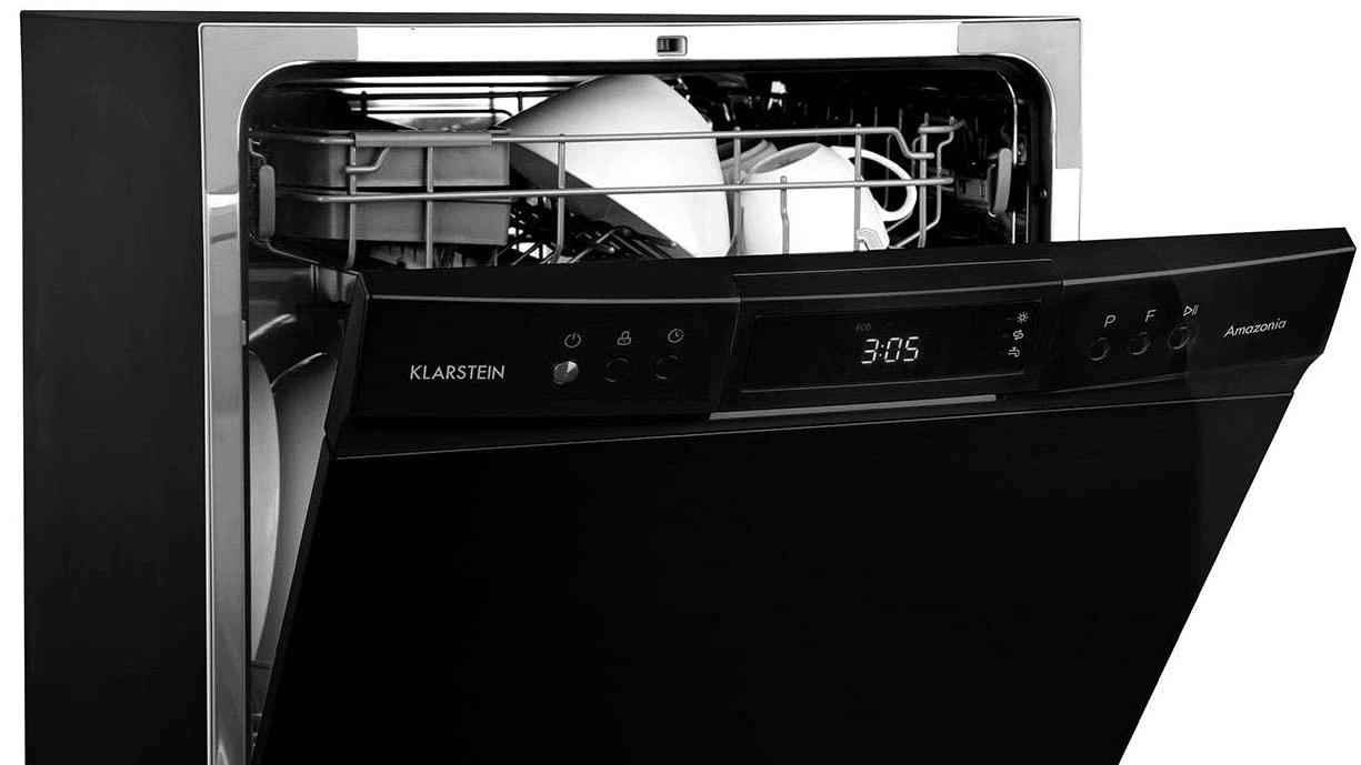 Spülmaschine Schwarz